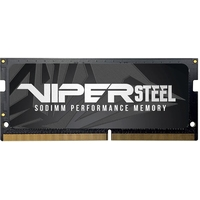 Patriot Viper Steel 16GB DDR4 SODIMM PC4-21300 PVS416G266C8S