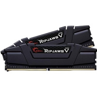 G.Skill Ripjaws V 2x8GB DDR4 PC4-27700 F4-3466C16D-16GVK