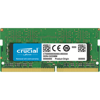 Crucial 4GB DDR4 SODIMM PC4-21300 CT4G4SFS8266
