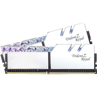 G.Skill Trident Z Royal 2x8GB PC4-32000 F4-4000C15D-16GTRS
