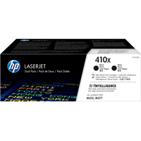 HP 410X 2-pack [CF410XD]