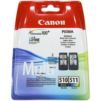 Canon PG-510 / CL-511 MultiPack [2970B010]